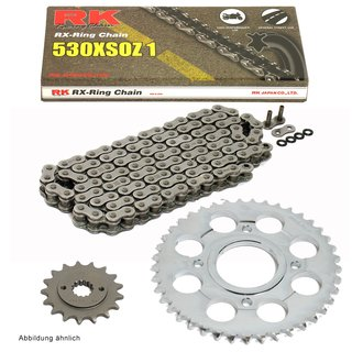 RK Racing Chain 530XSOZ1-120 120-Links X-Ring Chain with Connecting Link