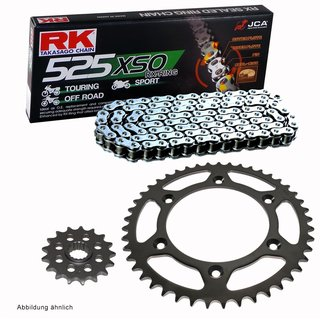 NICHE Drive Sprocket Chain Combo for Yamaha YZF-R6 Front 16 Rear 48 Tooth 520V O-Ring 116 Links
