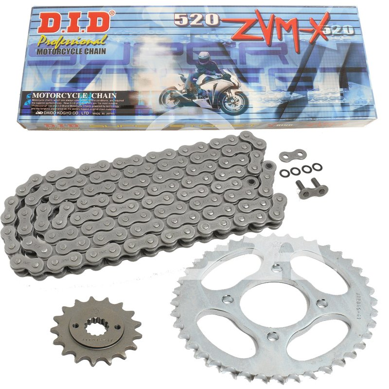 Honda CR250R 3 03 DID 520 Pitch 114 Link Recommended Chain