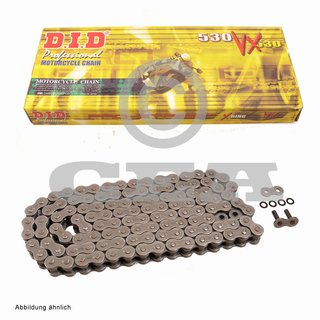 Chain and Sprocket Set Honda VF 750 C 96-98  chain DID 530 VX 118  open  16/39