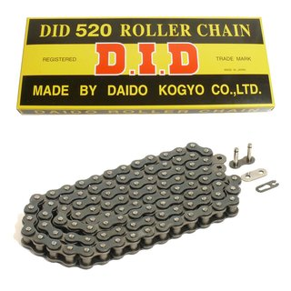 Chain and Sprocket Set Husaberg TE 125 Cross  12-13 DID 520 L 118  open  13 / 50