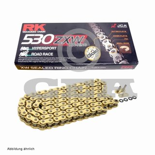 Chain And Sprocket Set Honda CBF 1000 06 12 RK GB 530 ZXW 120