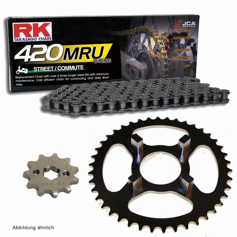 RD200 Alloy Wheel 1978 High Quality Steel Front Sprocket